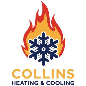 Collins Heating & Cooling Logo