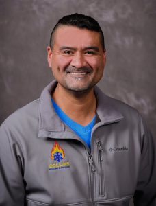 Mark Ortiz - Owner Collins Heating & Cooling Highland Indiana