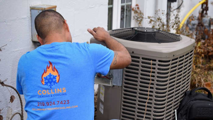 AC Repair Northwest Indiana Collins