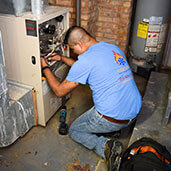 Furnace Repair Company Highland Indiana